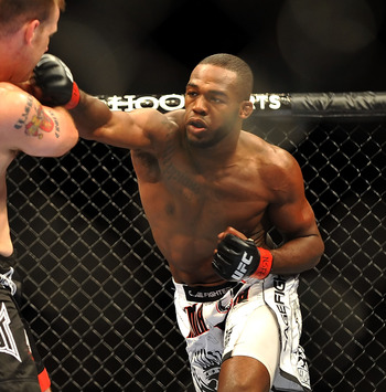 "Lightheavyweight Champ Jon ""Bones"" Jones"