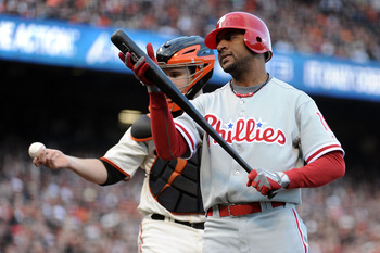 Francisco may be in his final days as a Phillie.