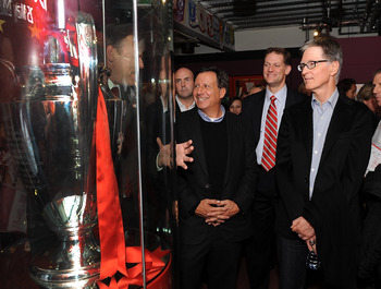 Henry and Werner want more European Cups