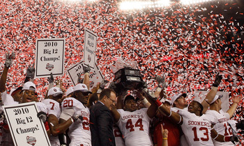 The Oklahoma Sooners are a favorite for the National Championship in 2011
