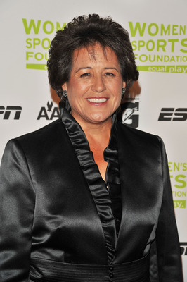 NEW YORK - OCTOBER 13:  Golfer Nancy Lopez attends the 30th Annual Salute To Women In Sports Awards at The Waldorf=Astoria on October 13, 2009 in New York City.  (Photo by Andrew H. Walker/Getty Images for the Women�s Sports Foundation)
