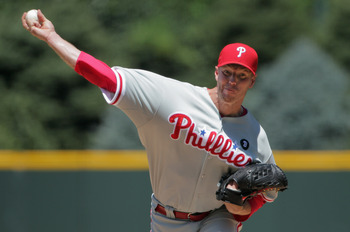 Halladay has defied the odds and pitched better in his 30's than in his 20's.