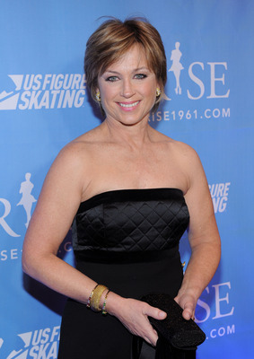 NEW YORK, NY - FEBRUARY 17:  Figure Skater Dorothy Hamill attends the New York premiere Of 'RISE' at Best Buy Theater on February 17, 2011 in New York City.  (Photo by Larry Busacca/Getty Images)