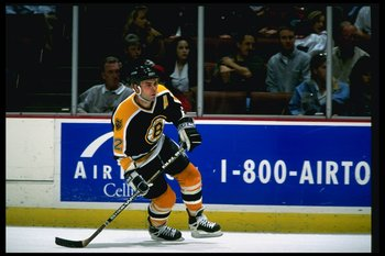 Adam Oates played for seven teams during his impressive career.