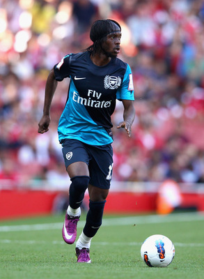 Gervinho:  one of FIVE new faces??