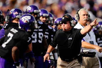 Gary Patterson...this is no stepping stone