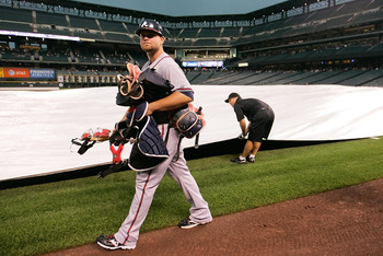 With a few more steady seasons, Brian McCann will have a very strong case for Cooperstown inclusion.