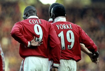 Cole & Yorke: Two heads better than one