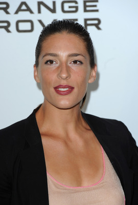 LONDON, ENGLAND - JUNE 16:  Andrea Petkovic arrives at the WTA Tour Pre-Wimbledon Party at The Roof Gardens, Kensington on June 16, 2011 in London, England.  (Photo by Gareth Cattermole/Getty Images for WTA)