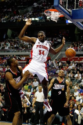 Maxiell should send a daily thank you to Joe Dumars.