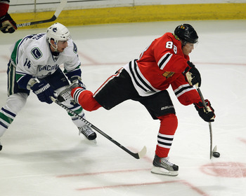 Patrick Kane is the youngest NHL player ever to score a Stanley Cup winning goal in OT
