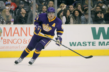 Kopitar set a new Kings record, playing his 325th consecutive NHL game, passing Marcel Dionne.