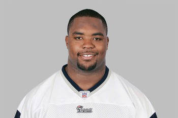 FOXBOROUGH, MA - CIRCA 2010: In this handout image provided by the NFL, Ty Warren of the New England Patriots poses for his 2010 NFL headshot circa 2010 in Foxborough, Massachusetts. (Photo by NFL via Getty Images)