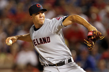 Trading for Jimenez significantly helps the Tribe's rotation