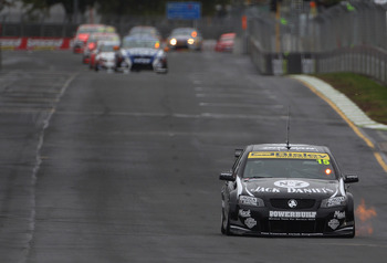 Rick Kelly secured his team's first ever championship win