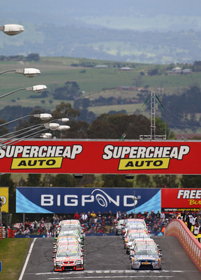 Mount Panorama awaits
