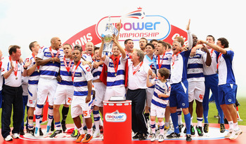 QPR were the champions of the nPower Championship last season