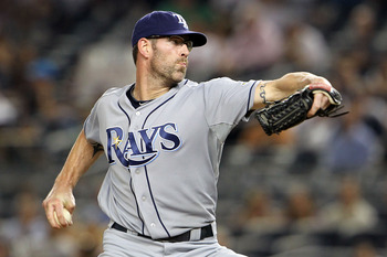 Kyle Farnsworth is having a fine season as the Rays' closer in 2011