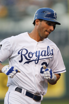 Jeff Francoeur is having a nice bounceback campaign in his first season as a Royal.