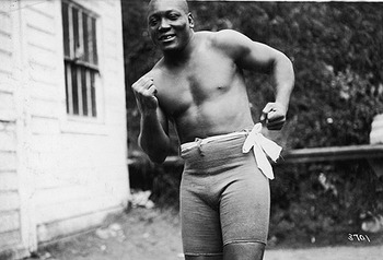 Unbelievably, Johnson avoided many of the top black fighters of his era
