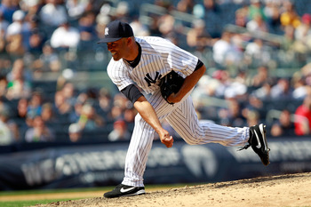 Mariano Rivera is still the standard for relief pitchers in the MLB