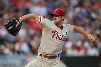 Hamels would be the ace for almost any other team.