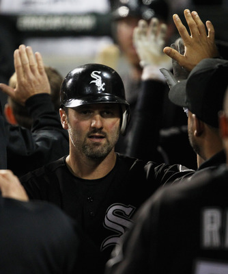 Paul Konerko has carried the White Sox offense all season.