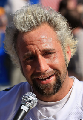 Jeff Reed, once upon a time...