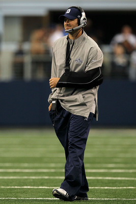 Tony Romo is back on the field and ready to put up some big numbers