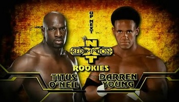 Titus O'Neil vs. Darren Young