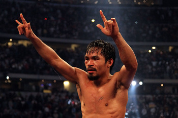 Pacquiao is a certified great, but his legend has grown too much too fast