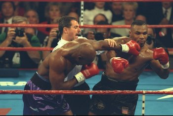 Tyson proved consistently unable to deal with high-quality opposition