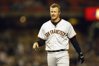 Jeff Kent won the MVP for the Giants in 2000