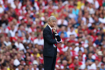 Can he keep the Emirates faithful behind him?
