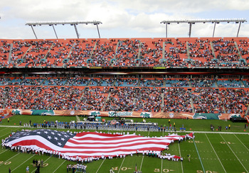 Sun Life Stadium would be much fuller if the fans had a potentially elite quarterback to get behind.