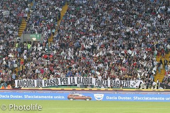 Udinese's fervent fan base will help them through what is likely to be a challenging season.