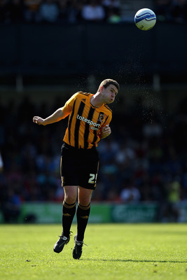 LONDON, ENGLAND - APRIL 25:  Anthony Gerrard of Hull City in action during the npower Championship match between Queens Park Rangers and Hull City at Loftus Road on April 25, 2011 in London, England.  (Photo by Warren Little/Getty Images)