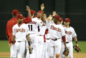 The D'Backs have surprised everyone as they battle for first place in the NL West.