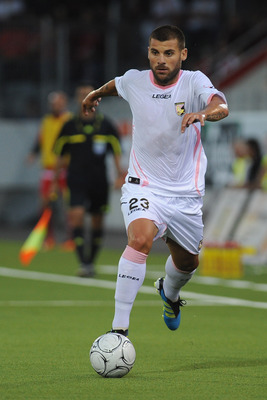 Former youth player Antonio Nocerino