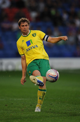 LONDON, ENGLAND - JULY 26:  Grant Holt of Norwich City during the Pre Season Friendly match between Crystal Palace and Norwich City at Selhurst Park on July 26, 2011 in London, England.  (Photo by Christopher Lee/Getty Images)