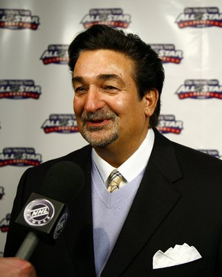 MONTREAL- JANUARY 23: Ted Leonsis appears at The Hockey News / NHL All-Star party at Gare Dalhousie on January 23, 2009 in Montreal, Quebec as part of the 2009 NHL All-Star Weekend festivities. (Photo by Phillip MacCallum/Getty Images for NHL)