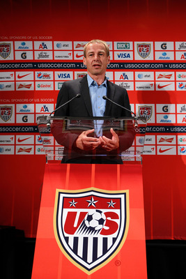 Only time will tell what Klinsmann brings to the table.