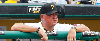 Pirate Manager Clint Hurdle seeks to step it up against Milwaukee.
