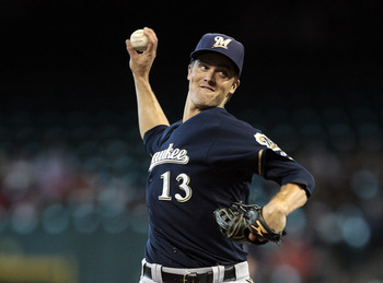 The Greinke deal has paid big dividends for the Brewers