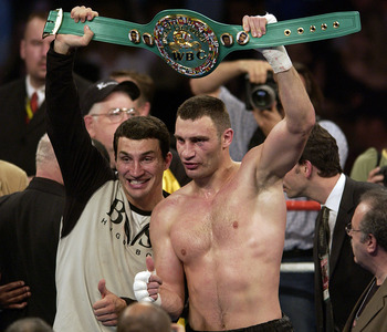 The two brothers have been dominant in the Heavyweight division for a decade