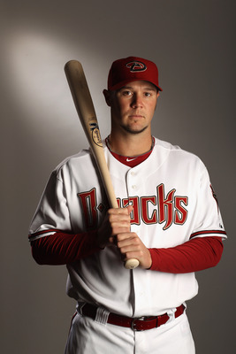 SCOTTSDALE, AZ - FEBRUARY 21:  Micah Owings #15 of the Arizona Diamondbacks poses for a portrait at Salt River Fields at Talking Stick on February 21, 2011 in Scottsdale, Arizona.  (Photo by Ezra Shaw/Getty Images)