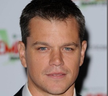 Regular Matt Damon