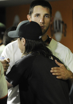 At 22, Bumgarner is already a key rotation stalwart