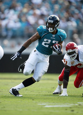 Jennings gives the Jags a change of pace