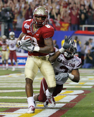 FSU has a history of playing SEC teams; the latest clash was last year's bowl victory against South Carolina.
